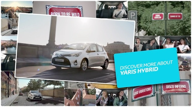 New Toyota Yaris Hybrid | The Musical City_00019