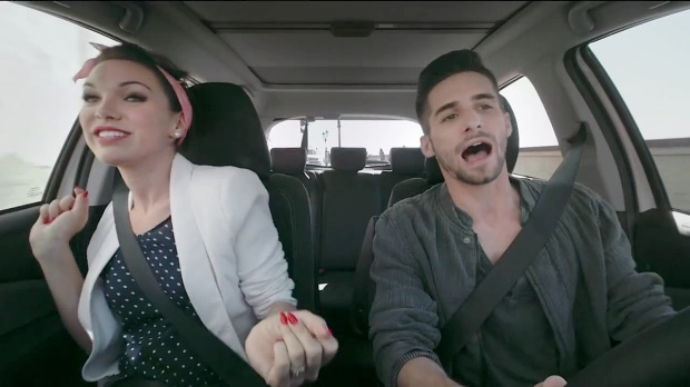 New Toyota Yaris Hybrid | The Musical City_00028